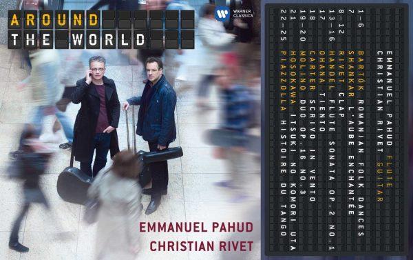 Emmanuel Pahoud Christian Rivet