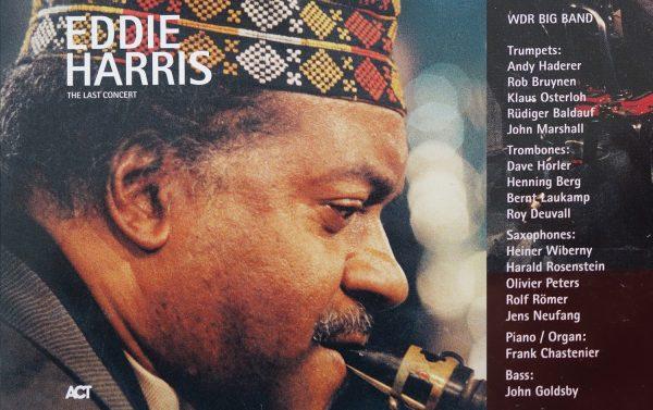 Eddie Harris-Last Concert